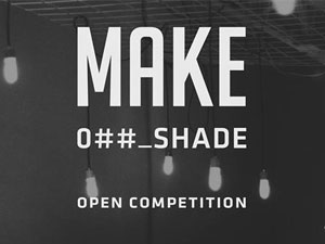 SHADE international lighting design competition