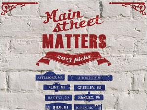 benjamin moore main street matters