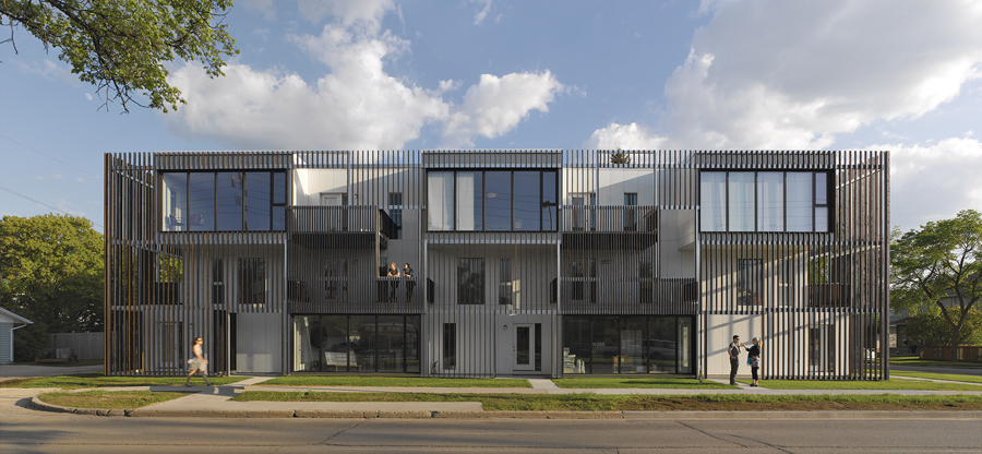 bloc_10 housing development in winnipeg by 5468796 architecture