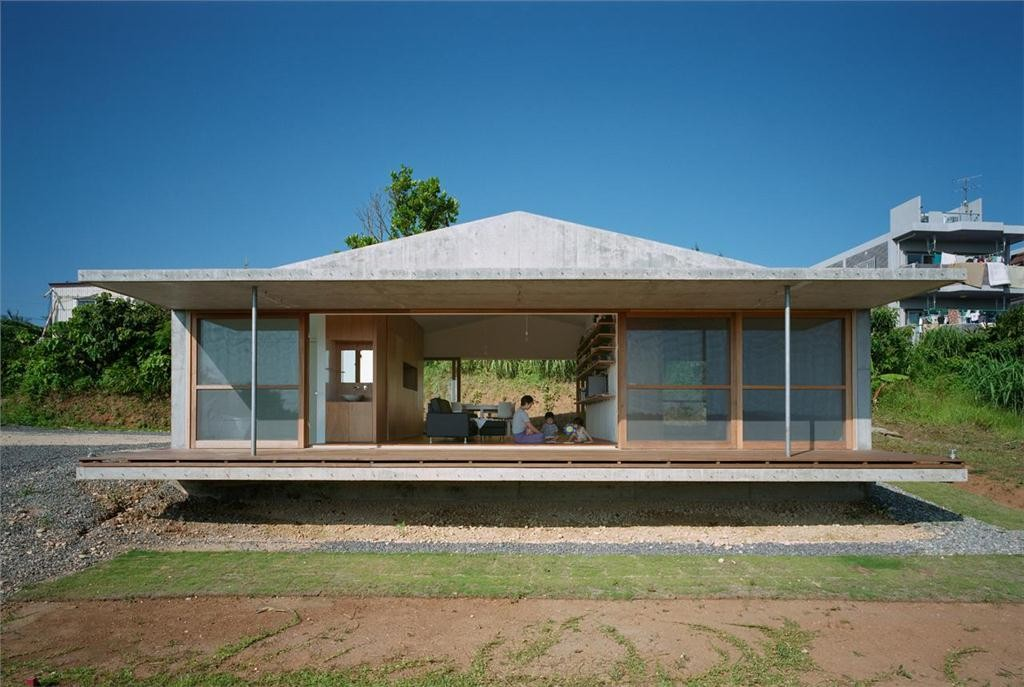 first work category winner villa 921 by shoko murakaji from japan