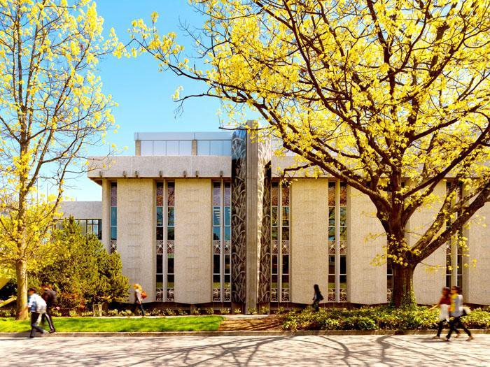 UBC biological sciences complex