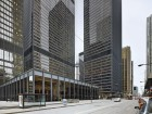 The revitalized TD Centre in Toronto meticulously maintains the appearance of the iconic complex. Tom Arban