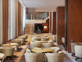 four seasons toronto hotel lobby by yabu pushelberg