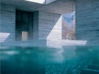 Peter Zumthor's stunning Therme Vals hotel and spa in Switzerland. Nico Schrer  Therme Vals
