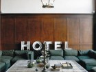 The Ace Hotel lobby in Portland attracts hipsters to its shabby-chic environment. Jeremy Pelley  Ace Hotel Group