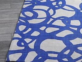 paola navone's mallorca blue rug