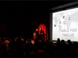 table for twelve launch