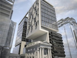 22nd commerce square proposal for halifax