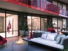 smart house condo exterior space