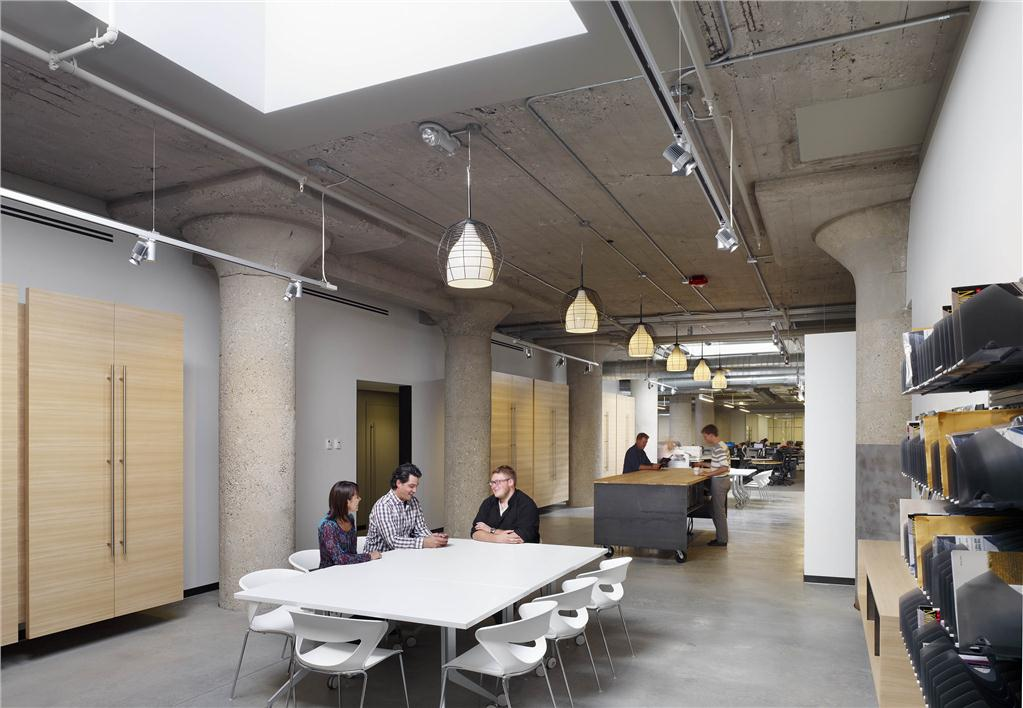 Dialog Unveils New Studio In Edmonton 39 S Historic Revillon Building