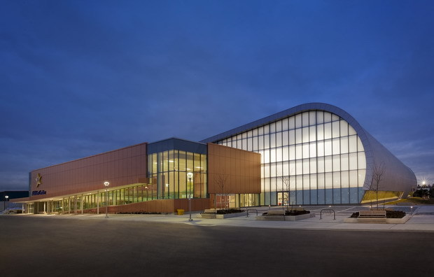abilities centre by B+H architects