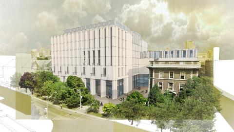 CEIE building