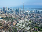 Toronto Community Housing is leading a 15-year two-phase revitalization plan that will knit the currently inward-looking Alexandra Park community back into the urban fabric. Tridel
