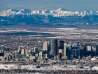 The 237-metre-high landmark is Calgary's tallest building and Canada's tallest tower outside Toronto.