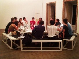table for twelve: conversations in architecture - lisbon