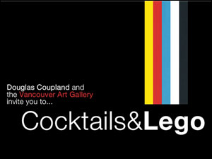 cocktails & lego