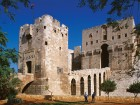 The Citadel of Aleppo in Syria, one of the Islamic world's foremost monuments, was restored with assistance from the Aga Khan Historic Cities Programme.