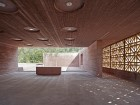 The Altach Islamic Cemetery, designed by Bernardo Bader Architects, received a 2013 Aga Khan Award for Architecture. The subdued setting serves the westernmost state of Austria, where over eight percent of the population is Muslim. AKAA/Adolf Bereuter