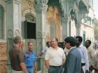 A site visit to the revitalized Stone Town in Zanzibar, Tanzania.