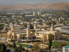 Designed by Vancouver architect Farouk Noormohamed, the Ismaili Centre in Dushanbe, Tajikistan is the first of its kind in Central Asia. Karo Avan-Dadaev