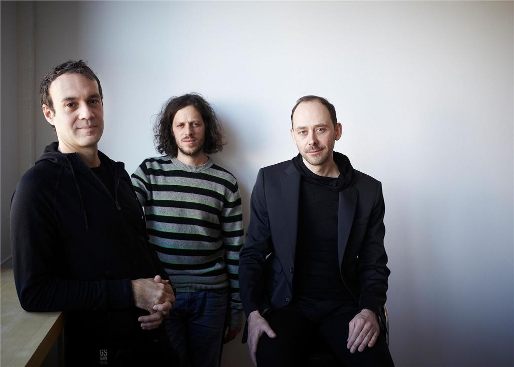 audiotopie is thierry gauthier, tienne legast and yannick guguen.
