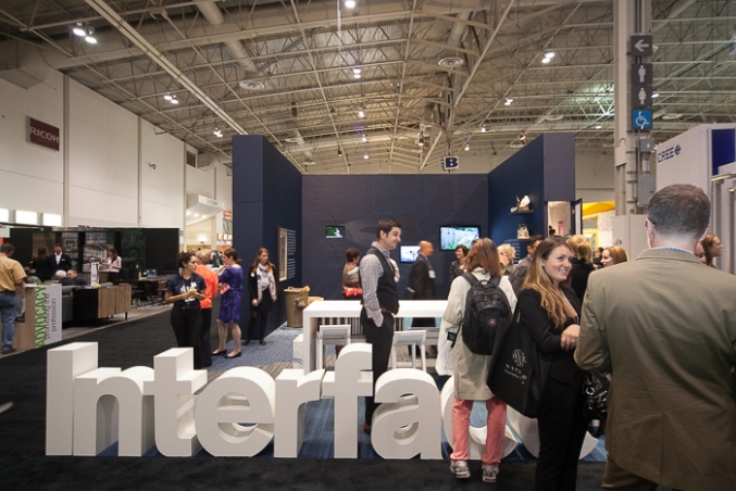 interface booth at IIDEX