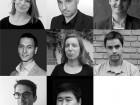 Atelier TAG and Jodoin Lamarre Pratte architectes. Clockwise from top left: Manon Asselin, Pawel Karwowski, Nicolas Ranger, Sergio De la Cuadra, Katsuhiro Yamazaki, Mathieu Lemieux-Blanchard, Cdric Langevin, ole Sylvain.