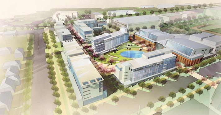 university of saskatchewan college quarter master plan