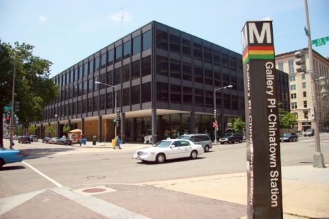 martin luther king jr. memorial library