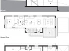 Floor Plans 1 entry  2 bedroom 3 bathroom 4 Kitchen 5 dining room 6 Living room 7 deck 8 storage/mechanical room 9 powder room 10 dressing room 11 master bedroom 12 patio