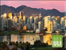 ULI spring meeting in vancouver
