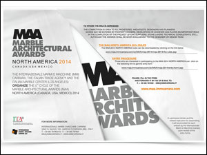 2014 marble architectural awards north america