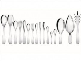 the eat.it cutlery collection by dutch architect wiel arets