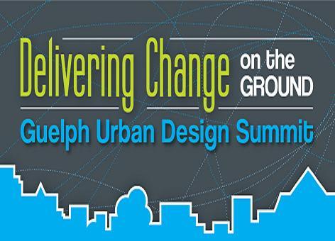 guelph urban design summit
