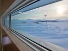 A view of the village from Piqqusilirivvik.