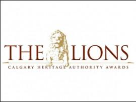 calgary heritage authority lion awards