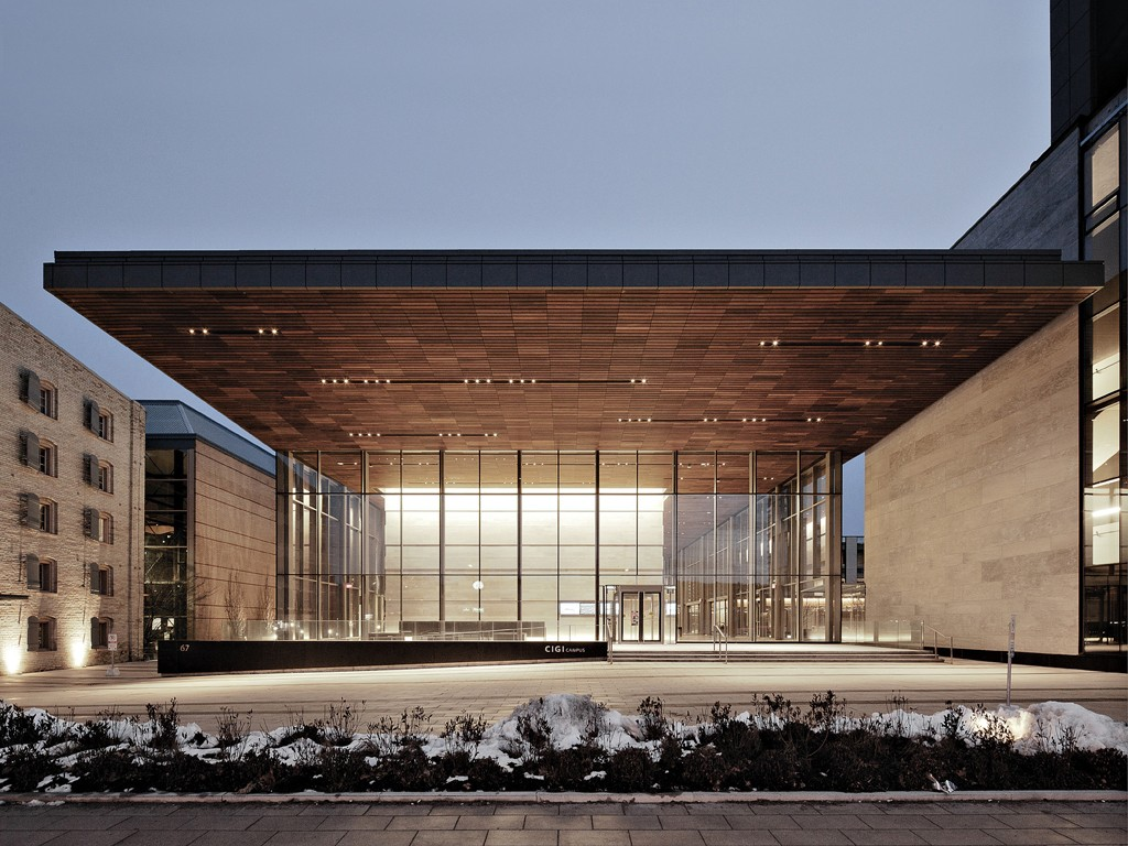 CIGI campus by KPMB architects