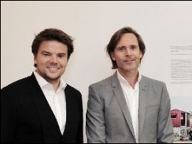 bjarke ingels and ian gillespie
