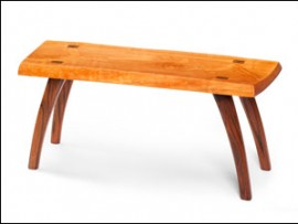 bench by merganzer furniture & design