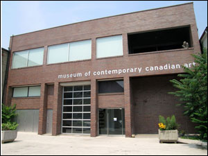museum of contemporary canadian art in toronto