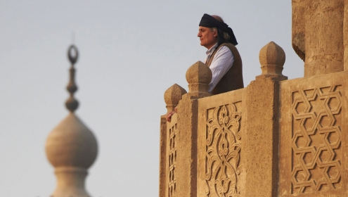 cairo: a brief history of an islamic metropolis