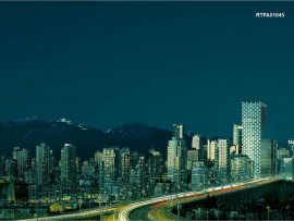 Bjarke Ingels Group and DIALOG's winning scheme in Vancouver