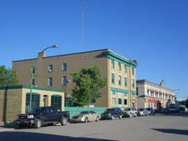 main street program for saskatchewan