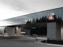capilano university film school