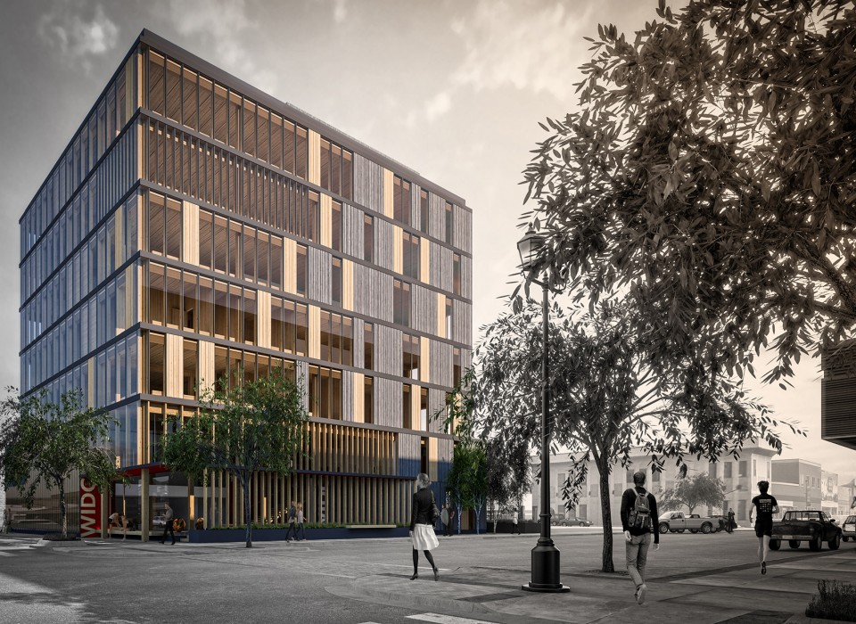 wood innovation design centre by michael green architecture