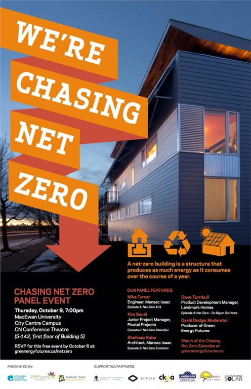 chasing net zero