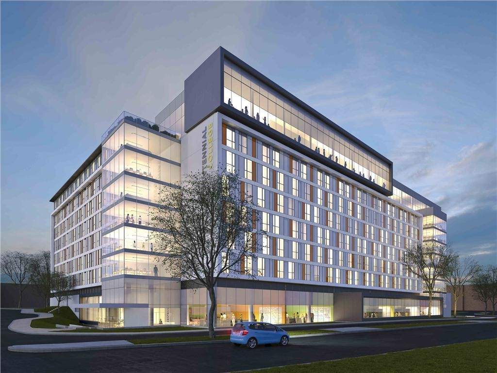 centennial college residence and culinary arts centre