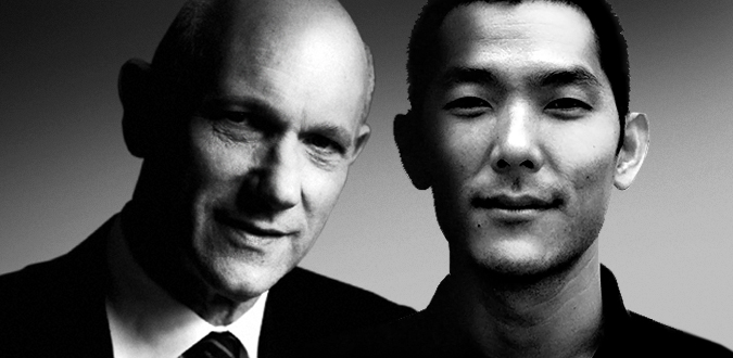 the two davids: david mirvish and david nam