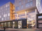 rendering of perkins+will's church street development for ryerson university