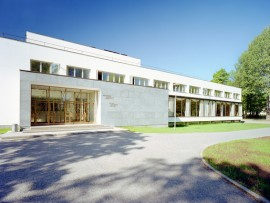 central city alvar aalto library, vyborg, russia, 2014. the finnish committee for the restoration of the viipuri library.